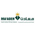 Ma'aden (Vendor ID 12998)